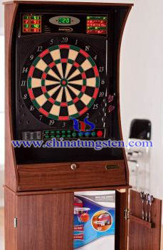 arcade dartboard
