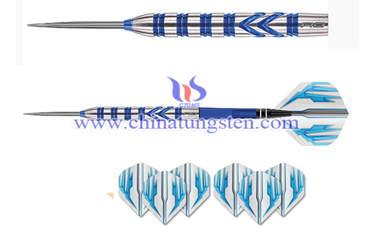 tungsten dart parts image