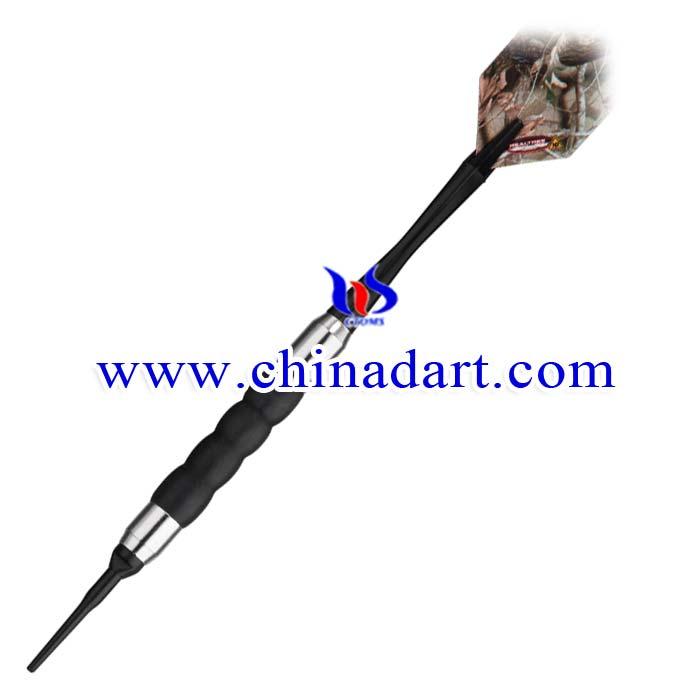 soft tip tungsten alloy dart