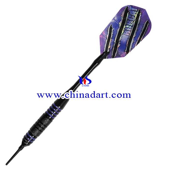 soft tip tungsten dart