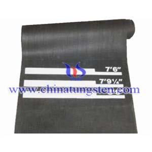 rubber dart mat